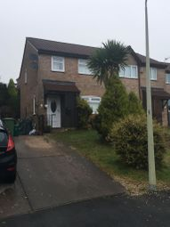 Thumbnail 3 bed property to rent in Llys Garth, Llantwit Fardre, Pontypridd