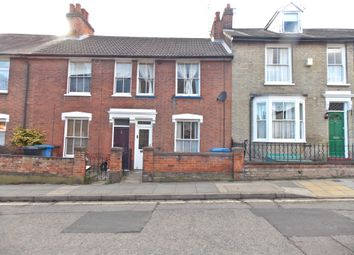 Thumbnail 2 bed terraced house to rent in Christchurch Street, Ipswich