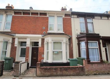 Thumbnail 5 bedroom terraced house to rent in Bradford Road, Southsea