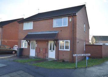 Thumbnail 2 bedroom semi-detached house for sale in Grovebury Drive, Littleover, Derby