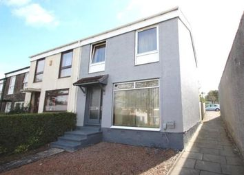 Thumbnail 2 bedroom end terrace house for sale in Abbotsford Drive, Glenrothes, Fife