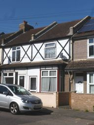 Thumbnail 3 bed terraced house to rent in Singlewell Road, Gravesend