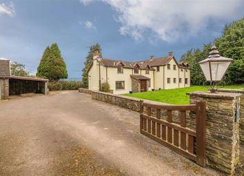 Thumbnail 4 bed detached house for sale in Elms Road, Raglan, Monmouthshire