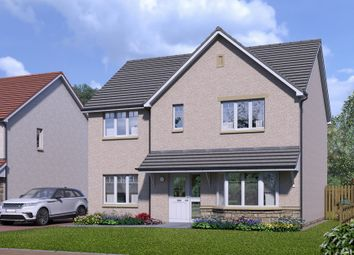 Thumbnail 4 bed detached house for sale in Alloa Park Drive, Off Clackmannan Road, Alloa, Clackmannanshire