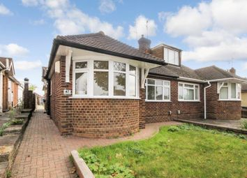 Thumbnail 2 bed semi-detached bungalow to rent in Derwent Avenue, Luton