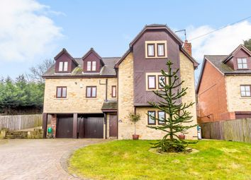 Thumbnail 5 bed detached house for sale in Low Westwood, Newcastle Upon Tyne, County Durham