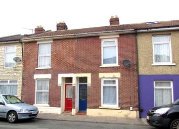 Thumbnail 3 bed terraced house to rent in Strode Road, Portsmouth