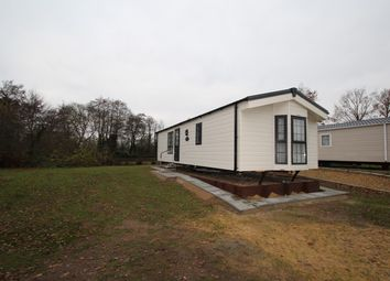 Thumbnail 2 bed property for sale in Little Lakeland Caravan Park, Wortwell, Harleston