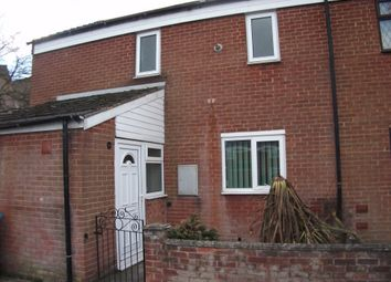 Thumbnail 2 bed end terrace house to rent in Cumbria Road, Worksop, Notts