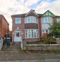 Thumbnail 4 bed terraced house to rent in Stanfell Road, Leicester