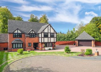 Thumbnail 4 bed detached house for sale in Shoal Creek, Collingtree Park, Northampton