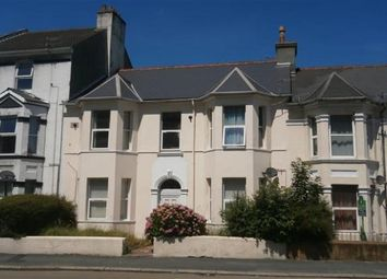 Thumbnail 1 bedroom flat to rent in Percy Terrace, Plymouth