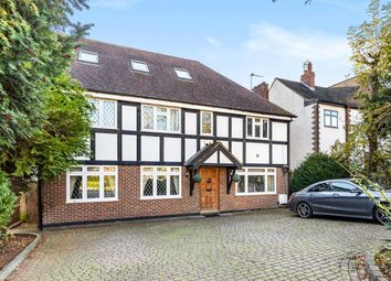5 bed detached house for sale in Clarendon Way, Chislehurst BR7