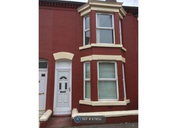 4 bed terraced house to rent in Ridley Road, Liverpool L6
