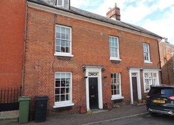 Thumbnail 2 bed terraced house to rent in Old Market Place, Harleston