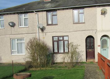 Thumbnail 3 bed terraced house to rent in Kislingbury, Northampton