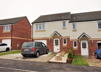 Thumbnail 3 bed semi-detached house for sale in Woodmill Grove, Dunfermline