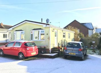Thumbnail 2 bed mobile/park home for sale in Hill Top Park, Mere Lane, Pickmere, Knutsford
