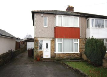 Thumbnail 3 bed semi-detached house to rent in Kingsway, Bradford