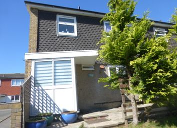 Thumbnail 3 bedroom end terrace house for sale in North Walk, New Addington, Croydon