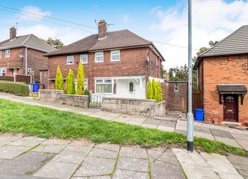 Thumbnail 2 bed semi-detached house for sale in Hoskins Road, Tunstall, Stoke-On-Trent