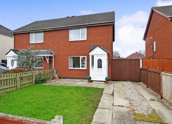 Thumbnail 2 bed semi-detached house for sale in Underwood Lane, Crewe