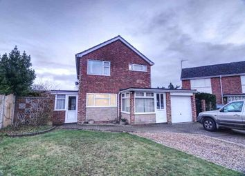 Thumbnail 3 bed detached house to rent in Pine Road, South Wootton, King's Lynn