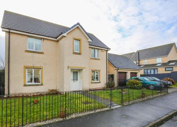Thumbnail 4 bed detached house for sale in Laidlaw Gardens, Tranent