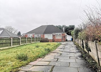 Thumbnail 2 bedroom bungalow for sale in Ogden Road, Failsworth, Greater Manchester