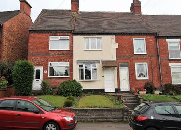 Thumbnail 2 bed terraced house for sale in Amington Road, Tamworth