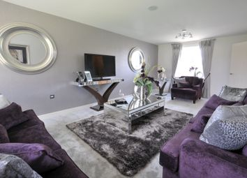 Thumbnail 4 bed detached house for sale in Coventry Road, Rugby
