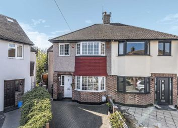 Thumbnail 4 bed semi-detached house for sale in Sparrows Lane, London