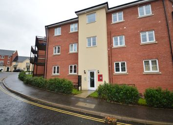 Thumbnail 2 bedroom flat for sale in Meridian Rise, Ipswich
