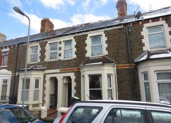 4 bed property to rent in Diana Street, Roath, Cardiff CF24
