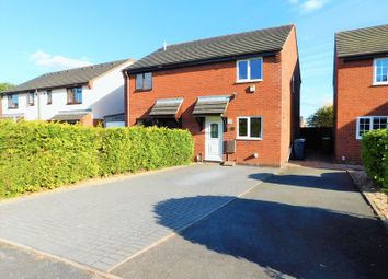Thumbnail 3 bed semi-detached house for sale in Kirkstall Avenue, Stafford