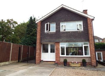 Thumbnail 3 bedroom detached house for sale in Ramsey Drive, Arnold, Nottingham