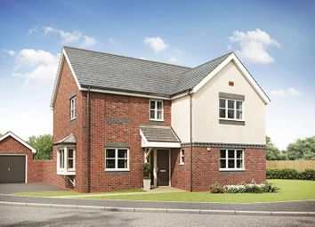 Thumbnail 4 bed detached house for sale in Hanslei Fields, Ansley, (Jay Design)