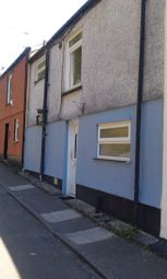 Thumbnail 3 bed terraced house to rent in Holyrood Terrace, Llwynypia