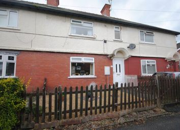 Thumbnail 2 bedroom terraced house for sale in Red Bank Lane, Market Drayton