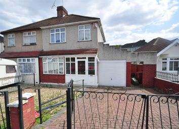 Thumbnail 3 bedroom semi-detached house to rent in Bedonwell Road, Belvedere