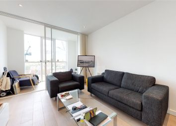 Thumbnail 1 bed flat for sale in Sky Gardens, London
