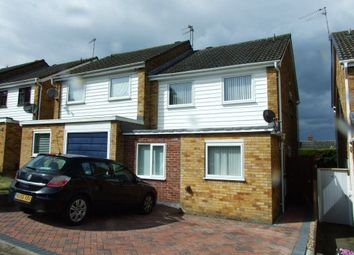 Thumbnail 3 bed town house to rent in Hardy Close, Rugby