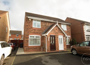 Thumbnail 2 bed semi-detached house for sale in Riesling Drive, Kirkby, Liverpool