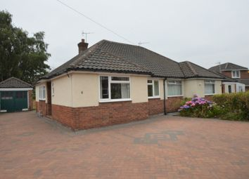 Thumbnail 2 bed semi-detached bungalow for sale in Sutton Drive, Chester
