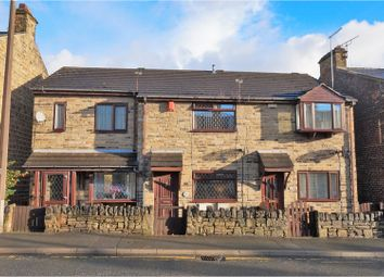 Thumbnail 3 bed terraced house for sale in The Common, Dewsbury