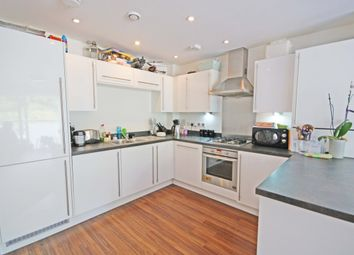 Thumbnail 1 bed flat to rent in Canalside, Merstham, Redhill