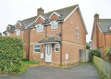 Thumbnail 2 bed detached house to rent in Saddlers Way, Kingsnorth, Ashford