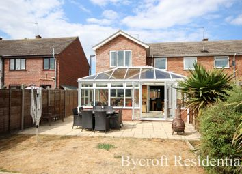 Thumbnail 4 bed end terrace house for sale in Rosedale Gardens, Belton, Great Yarmouth