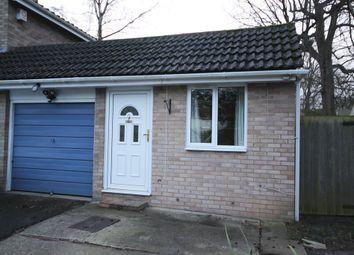 Thumbnail 1 bed terraced bungalow to rent in Tavistock Road, Fleet