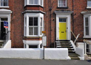 Belle Vue Terrace, Whitby YO21. 1 bed flat for sale